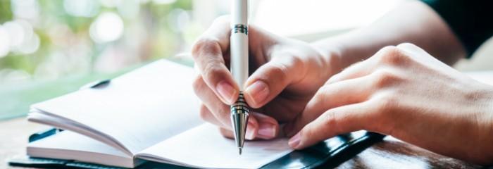 expressive writing