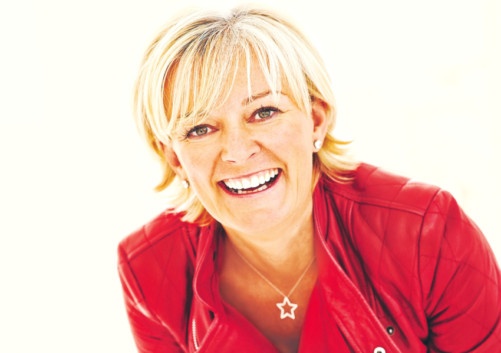 Jo Malone is back doing what she loves best. Picture: Contributed